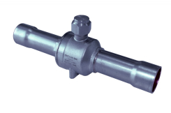 Sanhua offers a complete range of ball valves for R744 applications