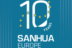 10 years of SANHUA Europe